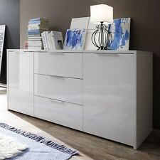 Mobile credenza madia buffet 2 ante 3 cassetti Sorrento made in Italy moderna