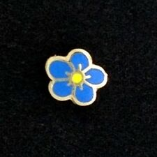 "Masonic ""Forget Me Not"" Lapel Pin (MFL-1)"