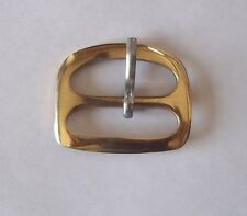 Brass  Sling buckle EB 18th century repro Musket sling buckle