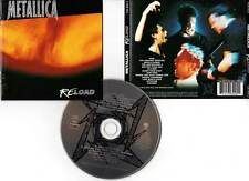 "METALLICA ""Reload"" (CD) 1997"