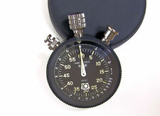 Vintage Heuer Dashboard Rally Timer MONTE-CARLO Tachy 1963