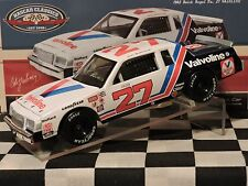 Action Nascar Classics 1/24 Cale Yarborough #27 Valvoline 1982 Buick Regal