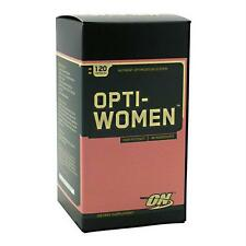 OPTIMUM NUTRITION OPTI-WOMEN (120 CAPSULES) multivitamin optiwomen on