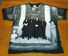 VTG THE BEATLES - Hanes - Made in USA T-Shirt  Apple - Size Mens XL Concert BAND