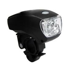 Cycling Bike Bicycle Super Bright 5 LED Front Head Light Lamp 3-Modes Torch New