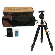 Tripod Monopod for Digital Camera DSLR Camcorder 4-section Ball Head Sony Nikon