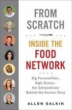 From Scratch: Inside the Food Network-ExLibrary