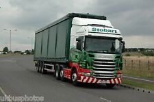 Eddie Stobart PE11TXO at Goole Aug 2013 Truck Photo