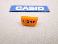 Genuine Casio Pro Trek Pathfinder PAG-40 PRG-40 plastic light push button orange