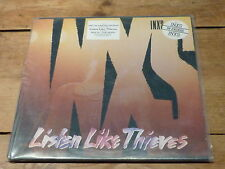 INXS - LISTEN LIKE THIEVES + THE SWING!!!!!!!!!!!!  ORIGINAL LP !!