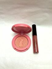 Tarte Amazonian Clay 12-hour Blush in Sweet and Tarteist Lip Paint in TBT Mauve