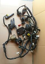 2005 2006 Suzuki GSXR 1000 Main Engine Wire Harness Loom RECTIFIER COILS RELAYS