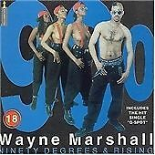 Wayne Marshall -ninety 90 Degrees and Rising 18 rated hip hop PA hump tonight