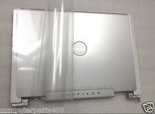 OEM New Dell Inspiron 6400 E1505 15.4inch LCD Back Cover with Hinges - UF165