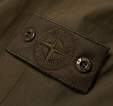 Stone Island Limited Addition Military Ghost Rare Badge Brand New
