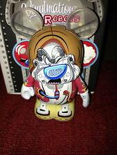 "Grumpy Bot 3"" Vinylmation Robot Series #3 Seven Dwarves Snow White"