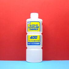 Mr. Hobby #T108 Mr. Color Leveling Thinner 400 (400ml) for GUNZE Paint T-108