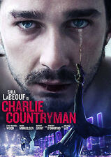 CHARLIE COUNTRYMAN - SHIA LeBEOUF   EVAN RACHEL WOOD 2014 ROMANTIC THRILLER DVD