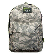 DIGITAL CAMO Backpack School Pack Bag  Back Pack New  Hike Camping Free Ship 205