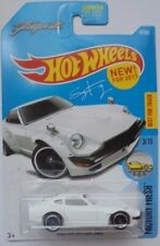 2017 Hot Wheels FACTORY FRESH 3/10 Custom Datsun 240Z 76/365 (White Version)