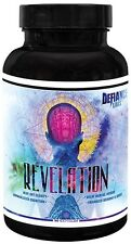 Defiance Labs 90ct Revelation. New! Better Than Alpha Brain!! Nootropics. Onnit