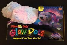 Glow Pets Pillow Pets Shimmering Seal Stuffed Animal 16 in Lights Birthday Gift