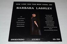 Barbara Lashley~How Long Has This Been Going On?~Shoestring Stereo SS-700