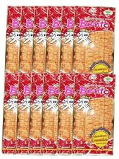12 PACK X 5g BENTO SEAFOOD SNACK SQUID FLAVOR RED SWEET SPICY THAI FOOD