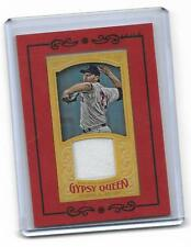 2016 Gypsy Queen Roger Clemens Mini Framed Relic Gold # 4/50