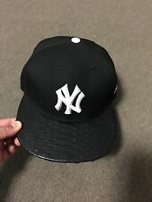 New Era New York Yankee Snake Skin Snap Back