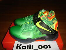 Nike Air Zoom KD 4 IV (GS) Size 5y Weatherman Nerf Christmas Galaxy BHM OG