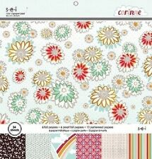 """s.e.i CORINNE Paper Pad / Stack 12""""x 12"""" 24 Sheets CLEARANCE PRICE"""