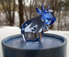SWAROVSKI Crystal 2015 Ice Mo Moose Figurine Mint & New in Box