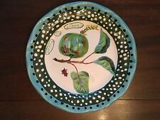 ANTHROPOLOGIE Croque la Pomme Apple Dinner Plate Sold Out in Stores