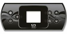 Gecko Aeware spa laminated vinyle OVERLAY FOR IN.K500 topside control keypad