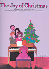 The Joy Of Christmas Learn to Play Xmas Carols Piano Guitar PVG Music Book