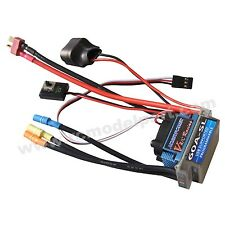 Hobbypower 60A SL V2 T Plug Brushless Speed Controller ESC for RC 1/10 1/12 Car