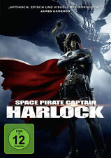 Space Pirate Captain Harlock - DVD - Neu u. OVP