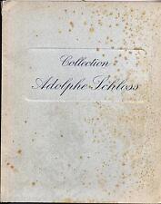 catalogue Schloss 1949