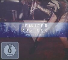 "JENNIFER ROSTOCK ""LIVE IN BERLIN"" CD + DVD NEUWARE"
