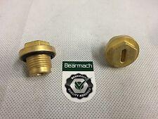 Bearmach 2 x Discovery 2 TD5 V8 Diferencial Llenado Enchufe ERR4686B & ERR4685