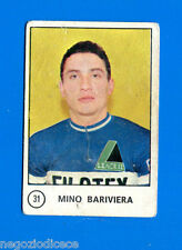 CICLOSPORT - Folgore 1967 -Figurina-Sticker n. 31 - MINO BARIVIERA -New