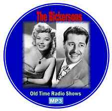 The Bickersons - 67 Old Time Radio Shows Mp3 Audio DVD-CD