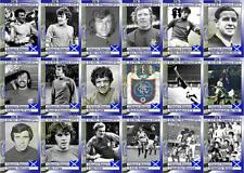 Glasgow rangers 1972 european cup winners cup winners football trading cards