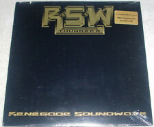 R. S. W. ~ THUNDER II (ReMix) ~DUB~ RENEGADE SOUND WAVE ~EP~ NEW & SEALED ~OOP