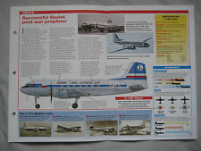 Aircraft of the World - Ilyushin Il-14 'Crate'