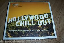 Hollywood Chill Out CD Soundtrack Lounge Session Pedro Del Moral Marcos Legazpi