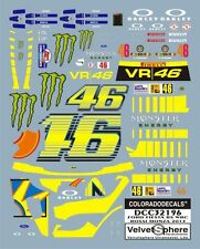 DECALS 1/32 FORD FIESTA RS WRC #46.ROSSI MONZA 2013  - COLORADO  32196