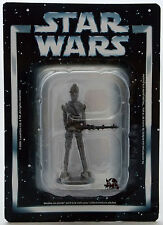 Figurine collection Atlas STAR WARS IG-88 Guerre des Etoiles Figure