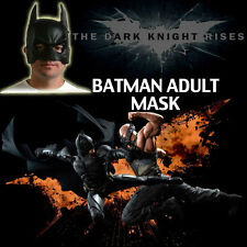 Batman The Dark Knight Adult Mens Ladies Halloween Mask Super Heroes Party Prop